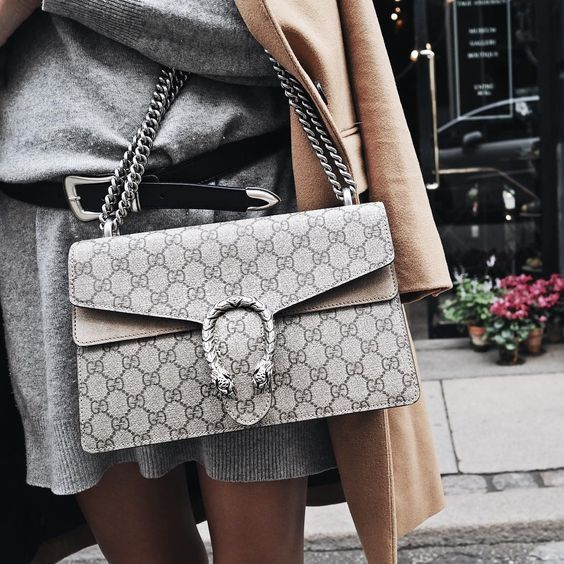 Street chic with Gucci Dionysus bag