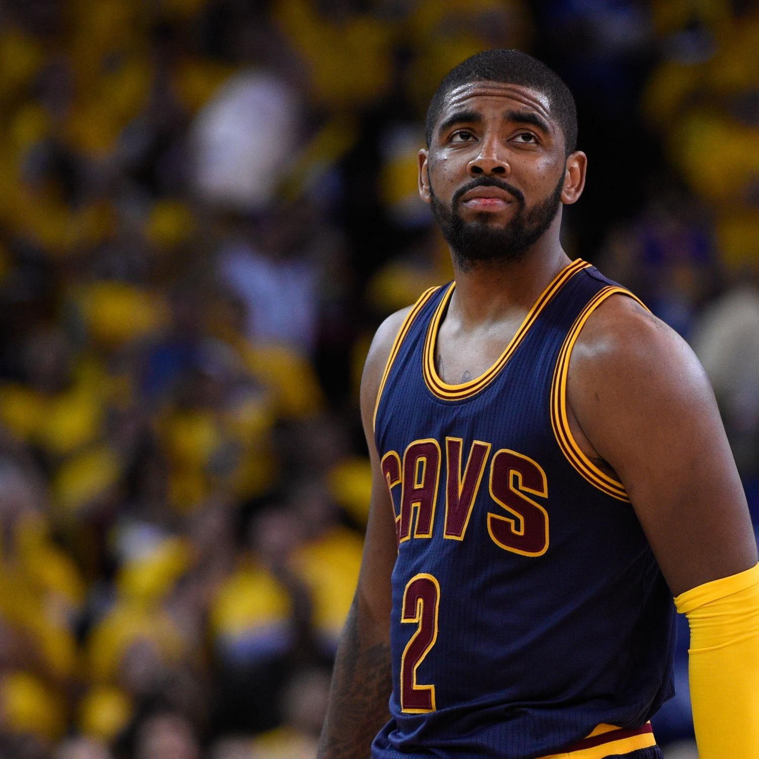 How Much Do Cleveland Cavaliers Miss Kyrie Irving? Kyrie