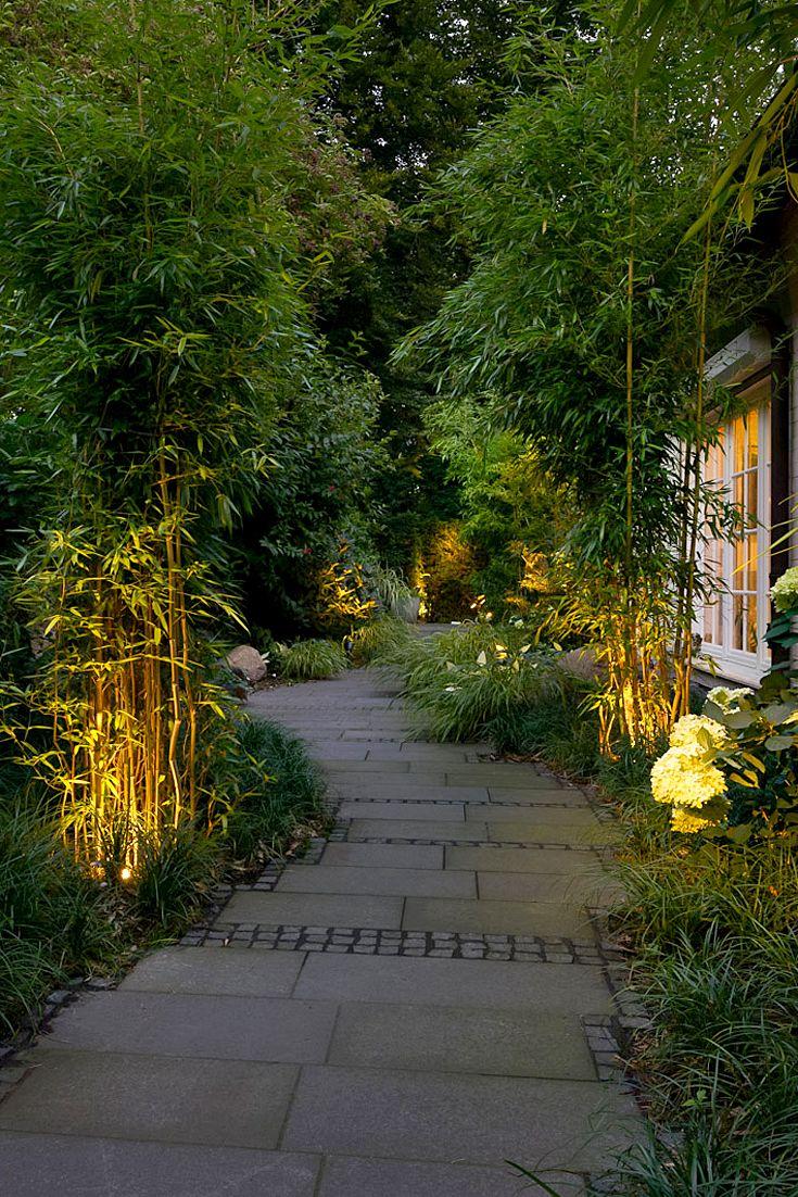 Indirekte Beleuchtung Im Garten Prediger Beleuchtung Garten Garten Gartenbeleuchtung