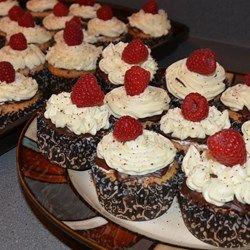 """""""Zuccotto"""" Cupcakes - Allrecipes.com"""