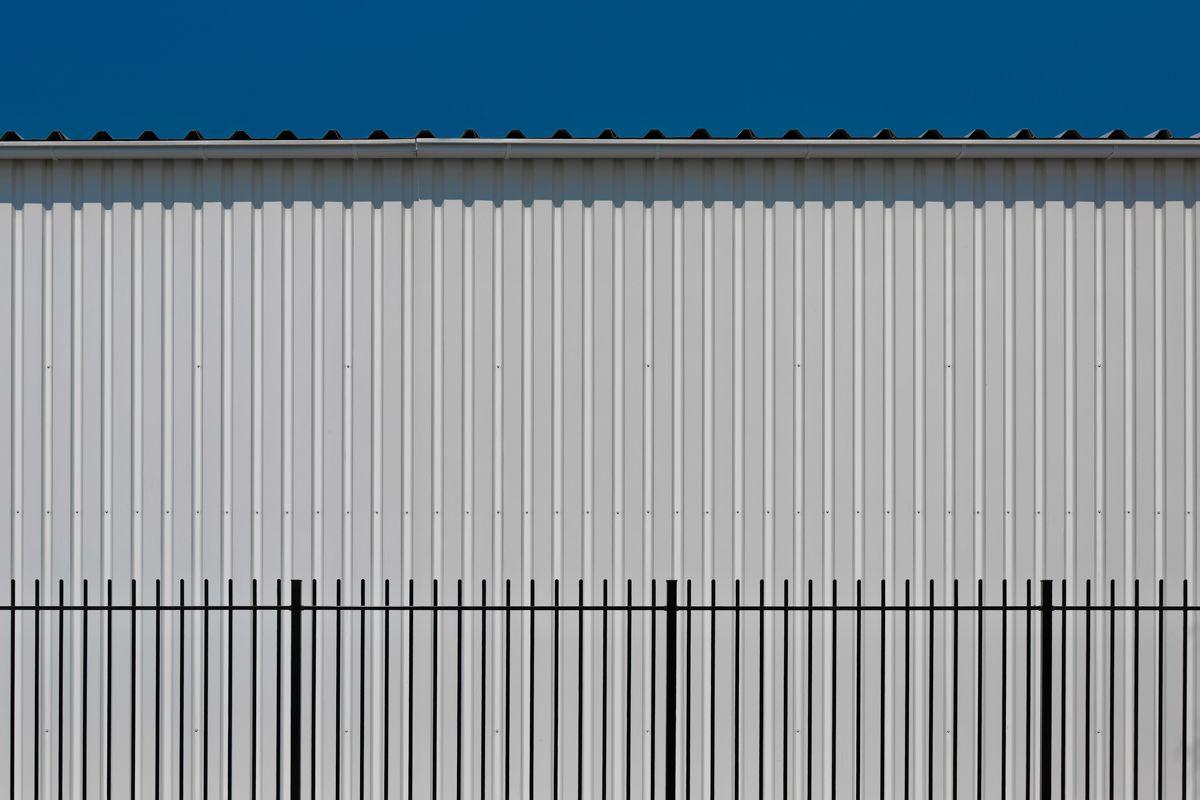 Industrial Chris Fraikin (met afbeeldingen)