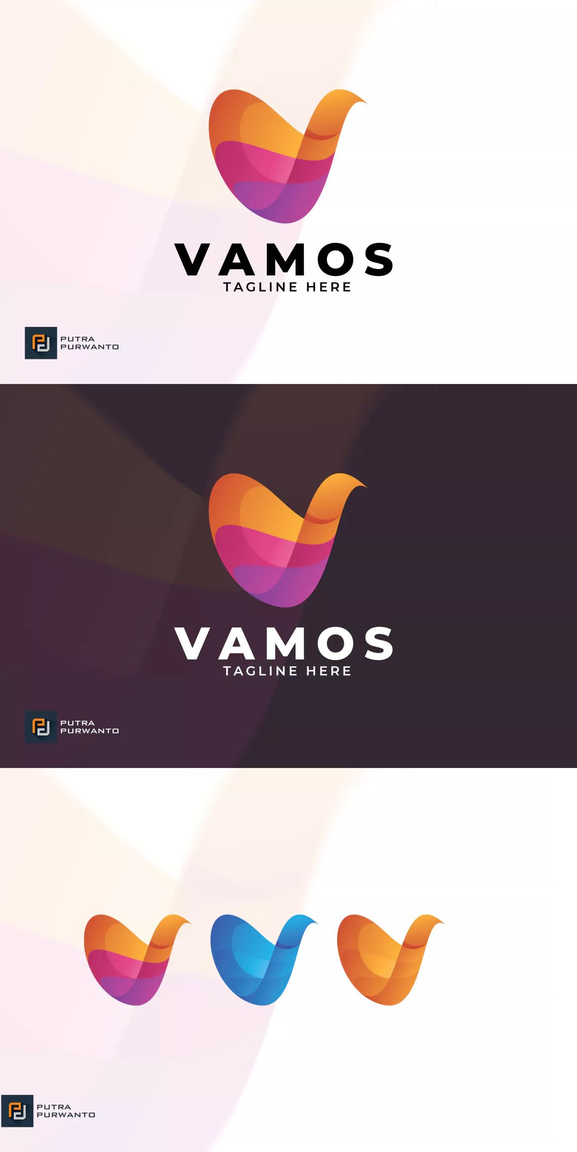 Vamos Logo Template Ai Eps Download Logo Templates Templates Logos