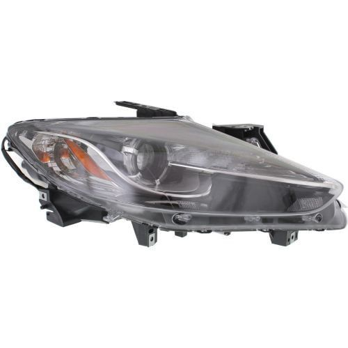 2013-2015 Mazda CX-9 Head Light RH, Lens And Housing, Hid, With Out Hid Kit