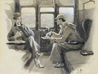 Doyle Arthur Conan Paget Sidney 1860 1908 Illustrator