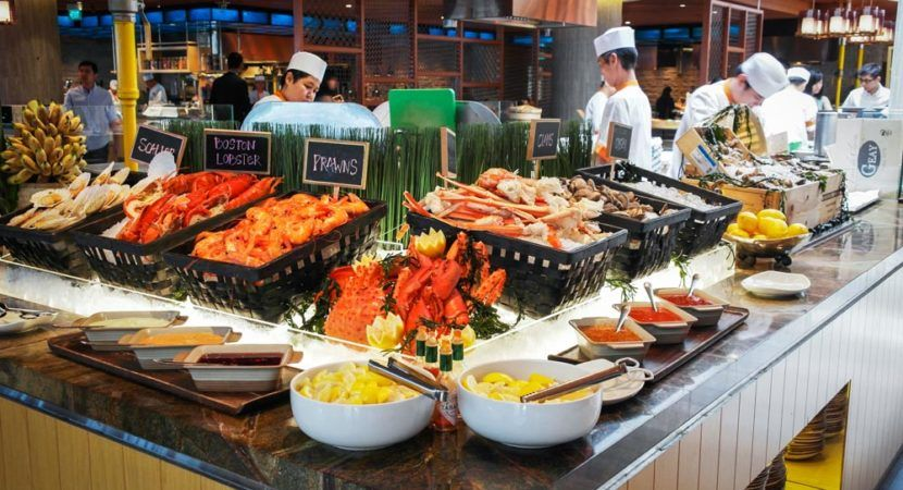 Account Suspended Best Buffet Eat Hotel Buffet