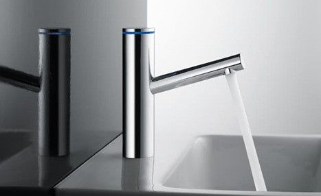 KWC Ono Faucet Innovations – for a more intelligent bathroom ...
