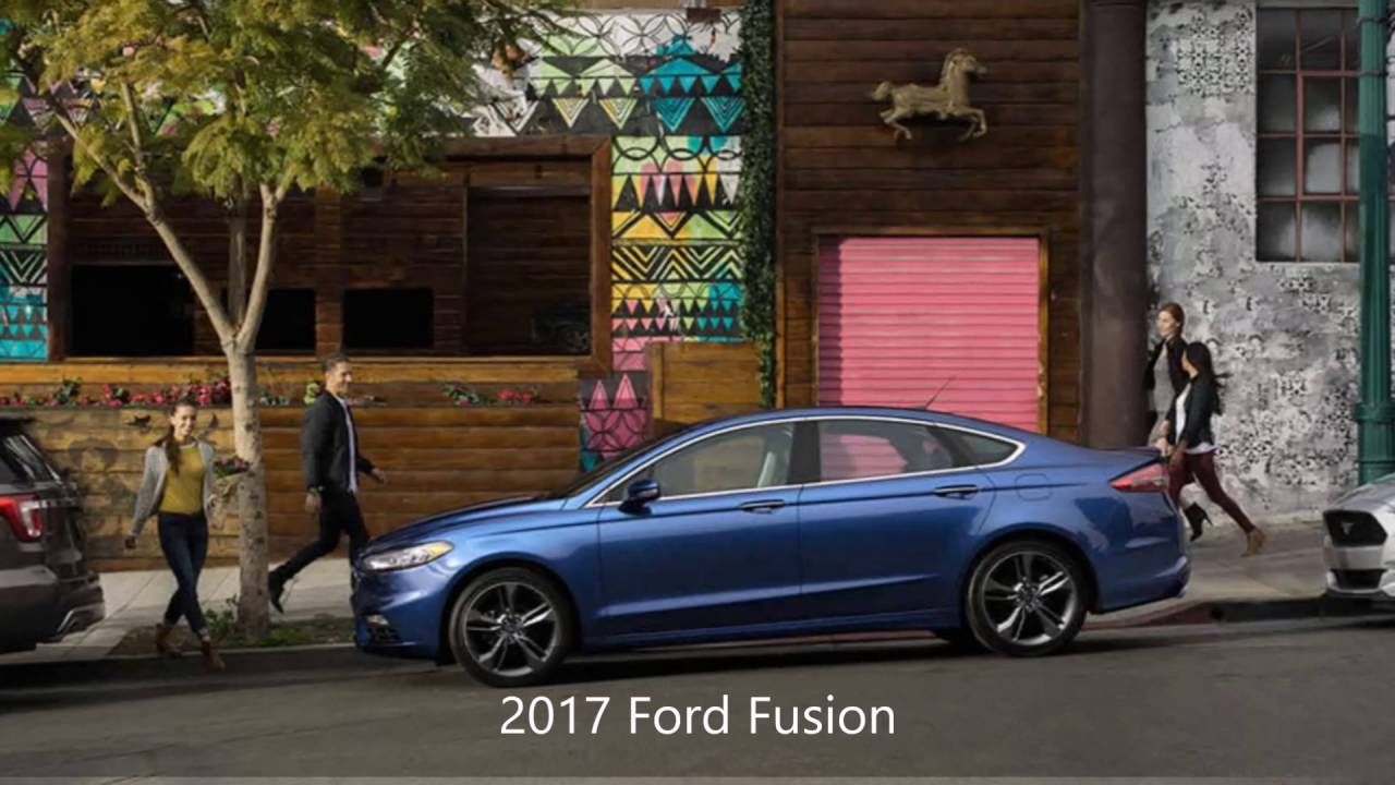 2017 Ford Fusion at Phil Fitts Ford Serving Pittsburgh PA and Youngstown OH