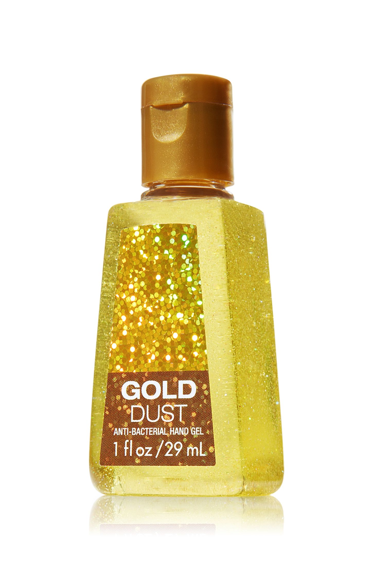 Gold Dust Pocketbac Sanitizing Hand Gel Anti Bacterial Bath