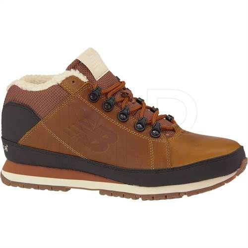 Markowe Buty New Balance H754lft Brazowy Hiking Boots New Balance Boots