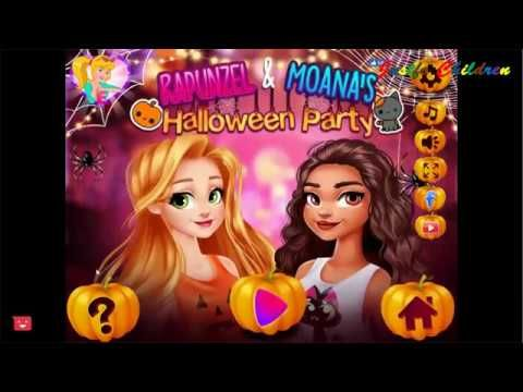 Halloween Party - Video Play - Girls Games Online - Dress Up Games ...