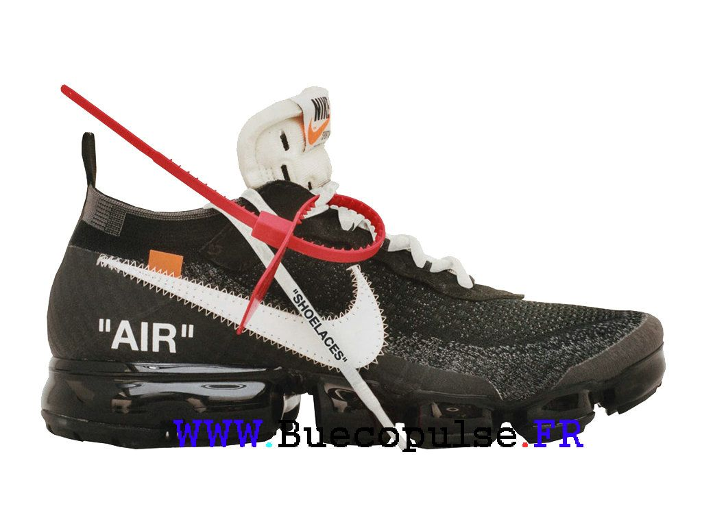 pretty nice a30f0 93f5f Off-White X Nike Air VaporMax Prix Chaussures Nike Sportswear Pas Cher Pour  Homme Blanc