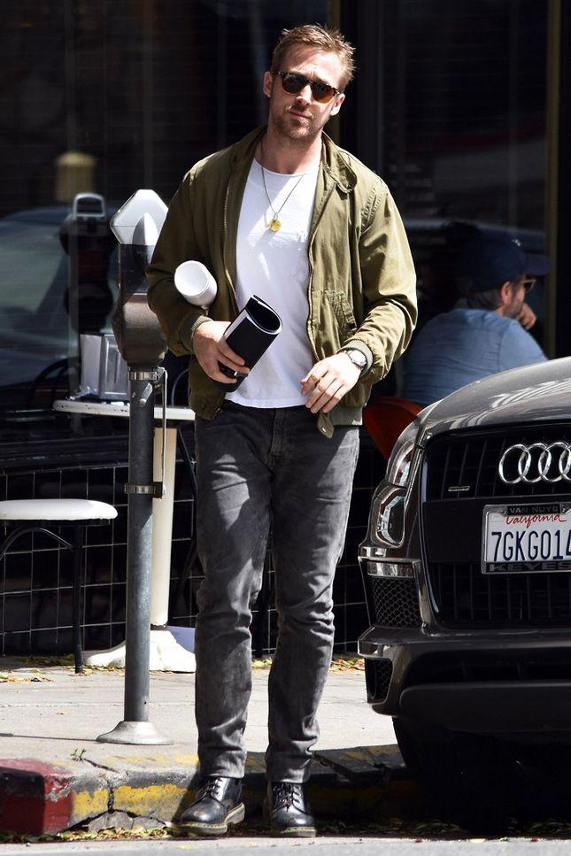 Модный канадец Райан Гослинг Ryan Gosling Style 28ed428f77fb9