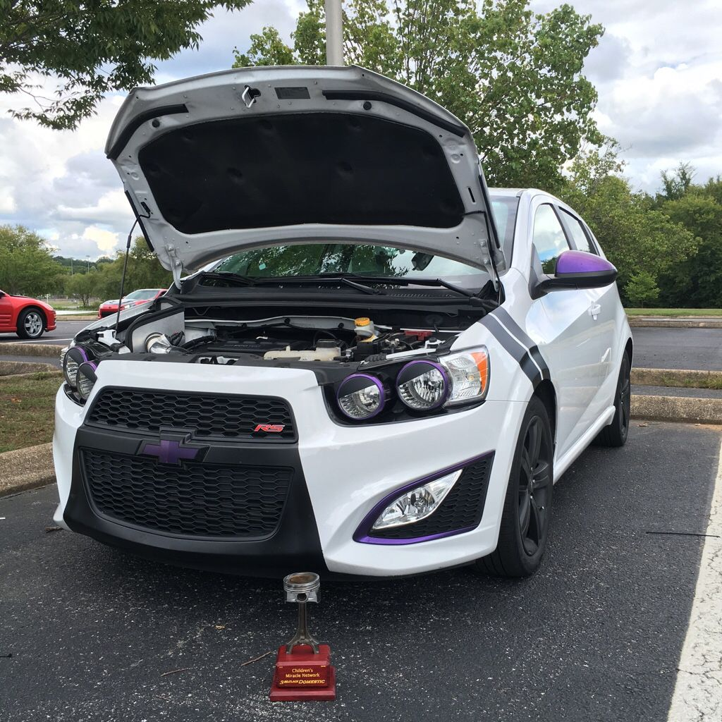 Pin By Beau Turner On Sonic Chevy Sonic Chevrolet Sonic
