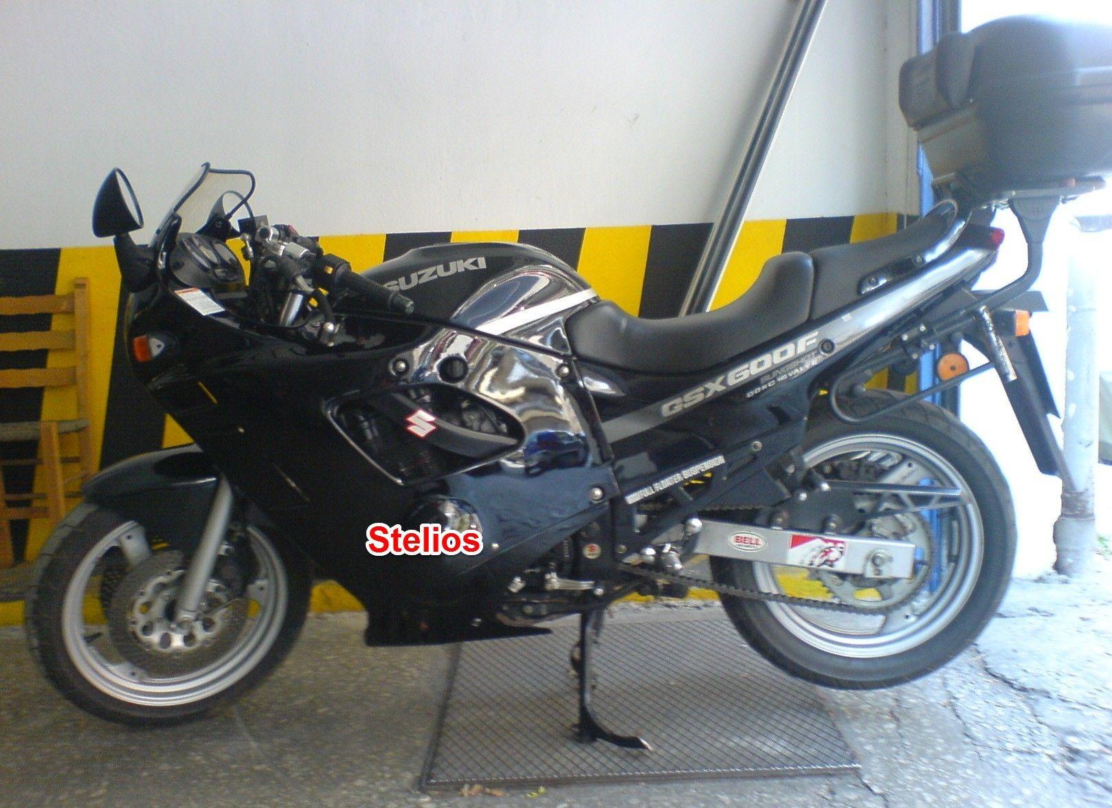suzuki gsx 600 f 1991 suzuki gsx