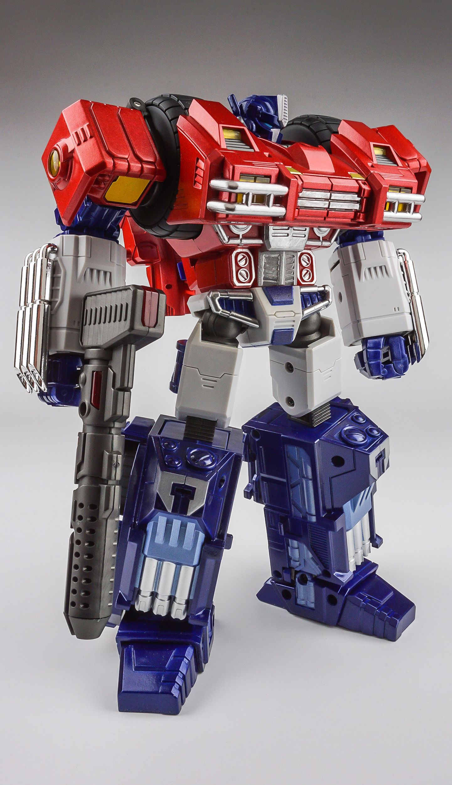 Generation Toy GT-03B Black Optimus Prime O.P EX Transformers Action Figure Toy