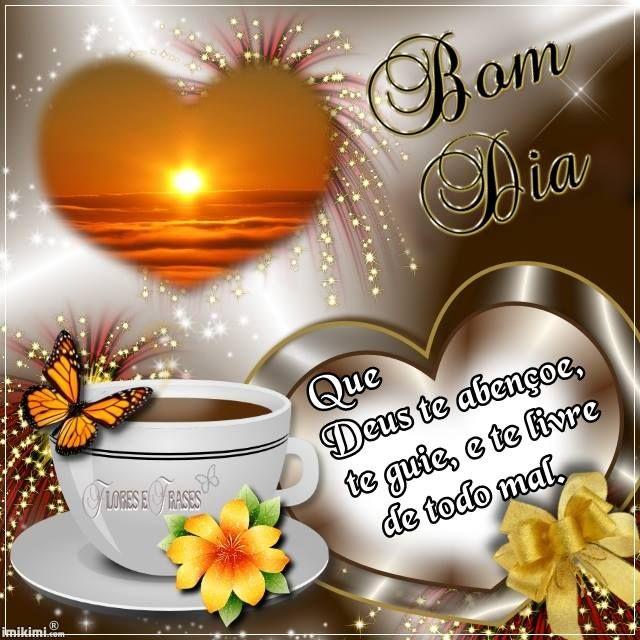 Flores E Frases Bom Dia Pasta1 Pinterest