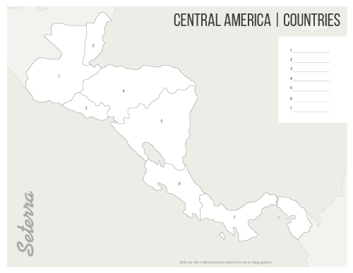 19 Graspable Blank Maps Of South America