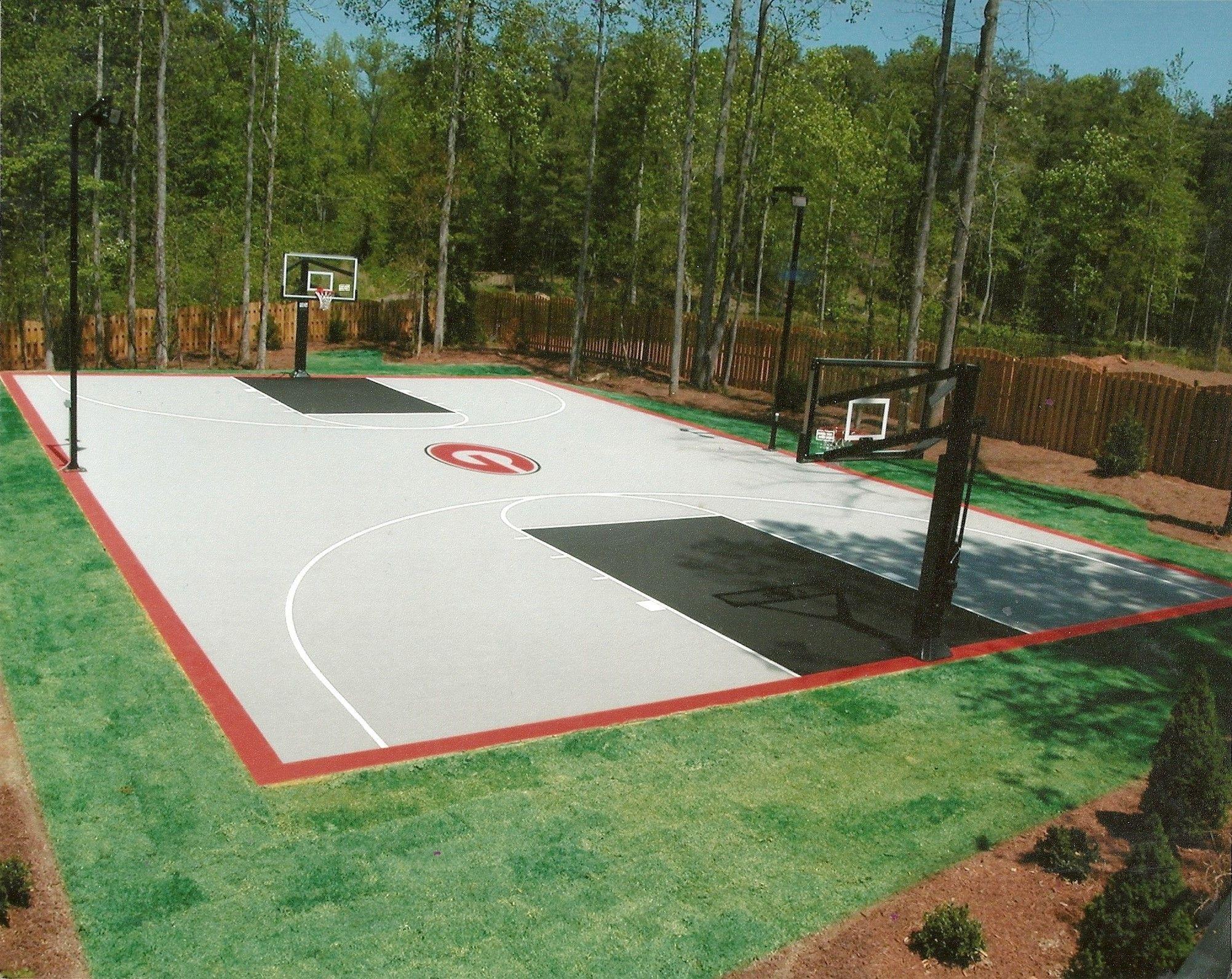 Full Court or Half Court, we make them all!   Basketball ...
