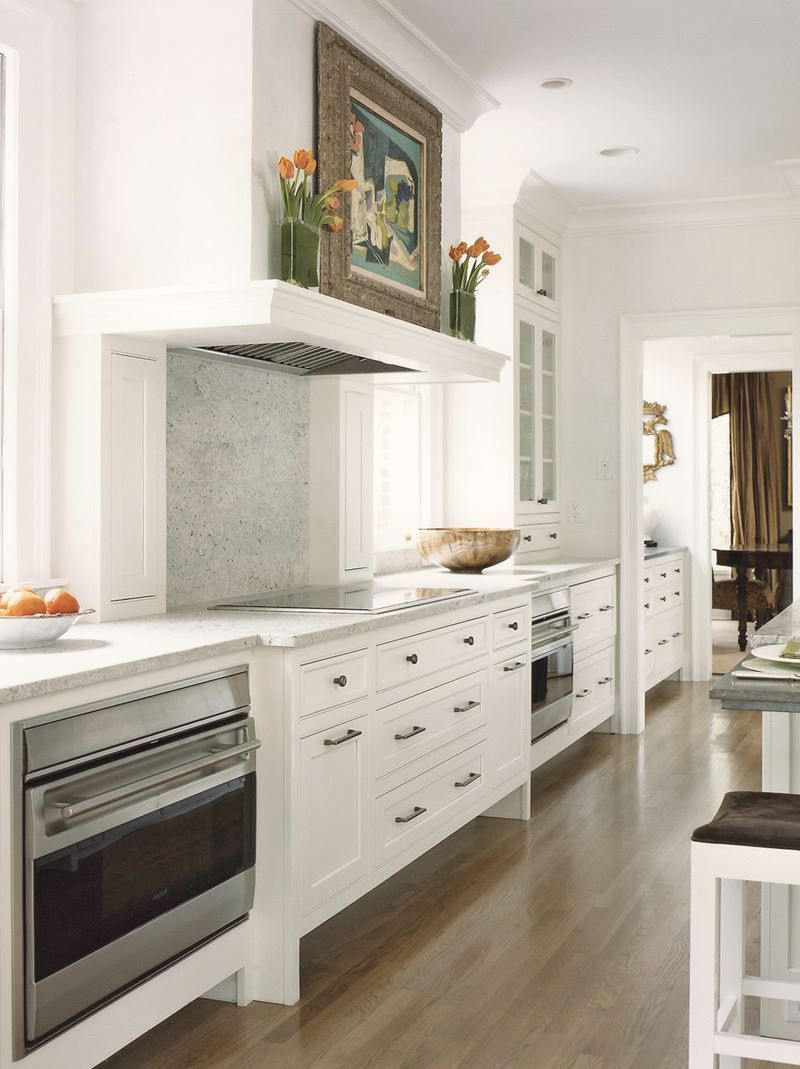 Artful sensibility kitchen gallery sub zero wolf - Cocinas wolf ...