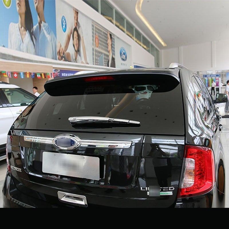 High Quality Rear Wiper Blade Cover Car Chrome Accessories For Ford Edge   Http
