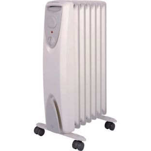 Buy Dimplex Ofrc15c 1 5kw Steel Eco Oil Free Column Heater At Argos Co Uk Your Online Shop For Heaters And Radiators Dimplex Radiator Heater Radiators