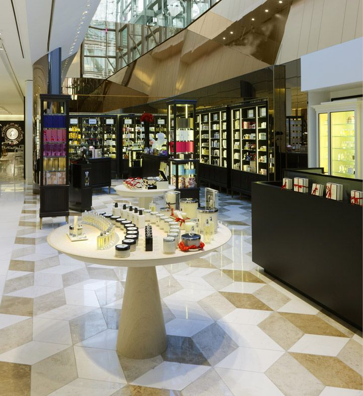 Selfridges Beauty Hall By HMKM, Manchester » Retail Design