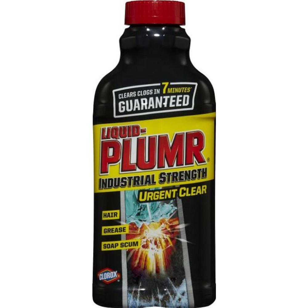LiquidPlumr 17 oz. Industrial Strength Urgent Clear Drain