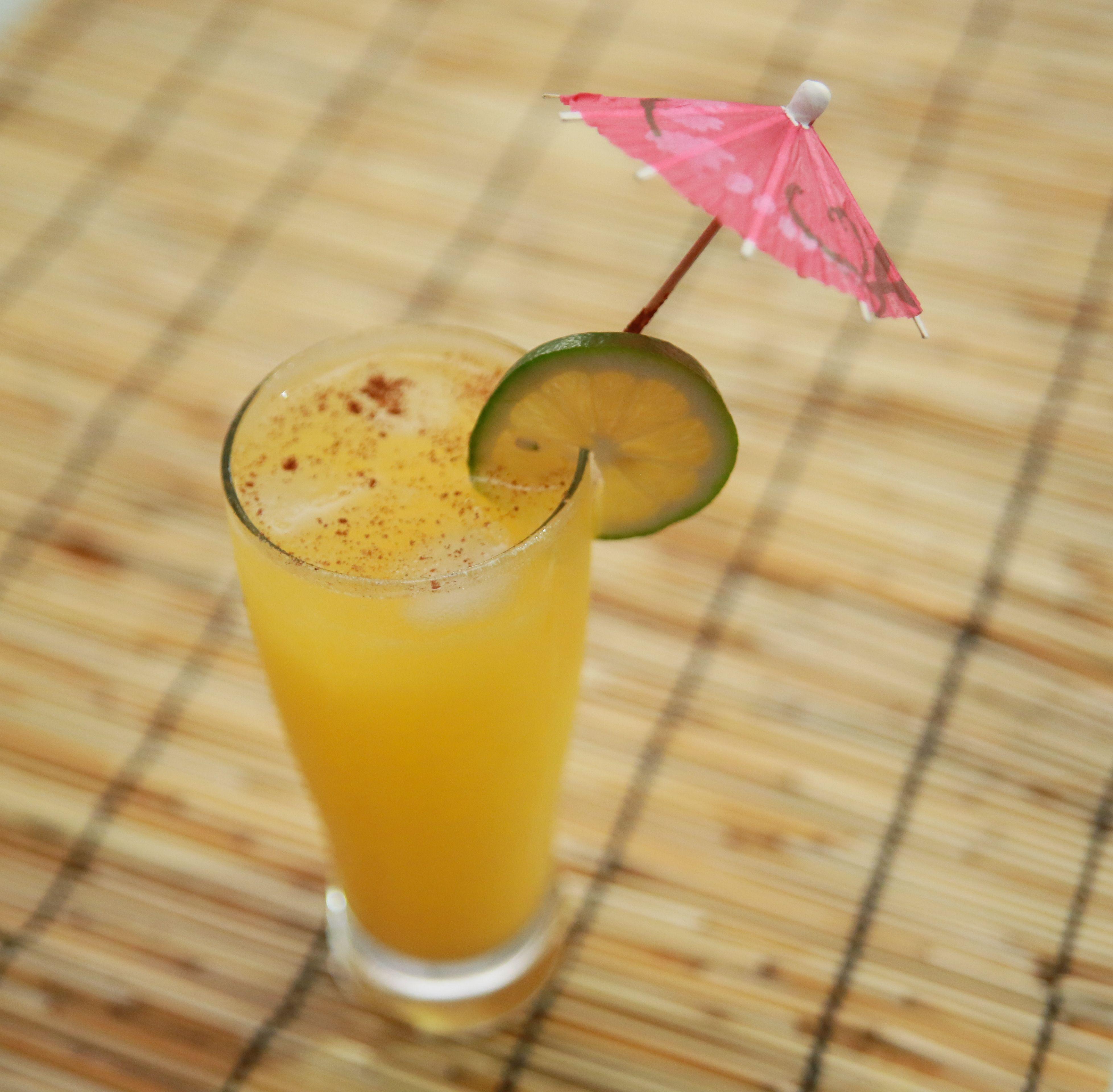 Make a painkiller cocktail pickle vodka pickle juice