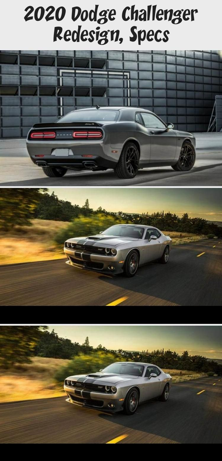 2020 Dodge Challenger Redesign Specs In 2020 Dodge Challenger Dodge Challenger Interior Challenger