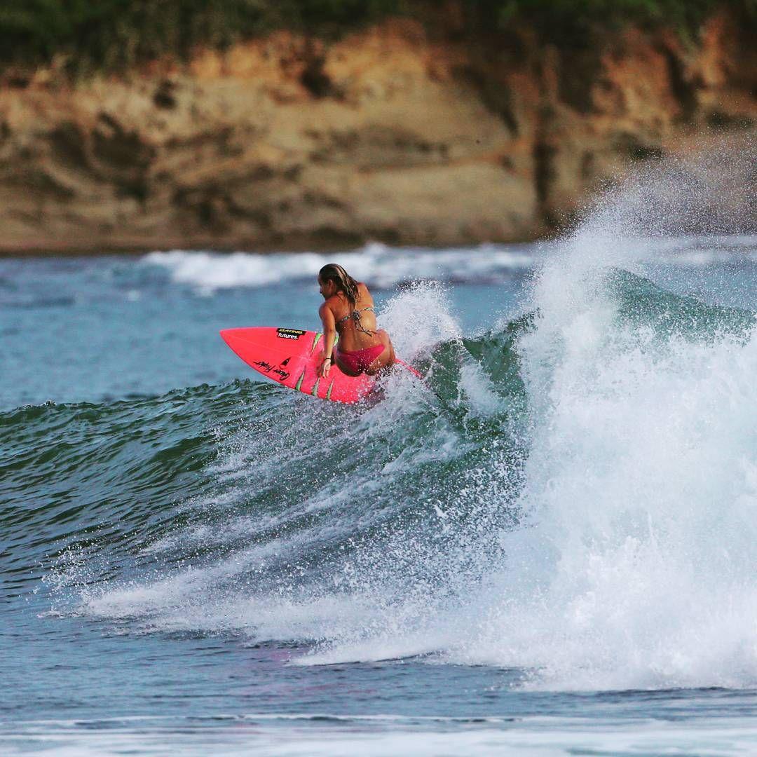 Hannah Blevins // Team Rider // Nicaragua