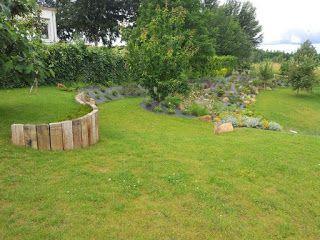 jardins technique amenagement dun jardin avec talus