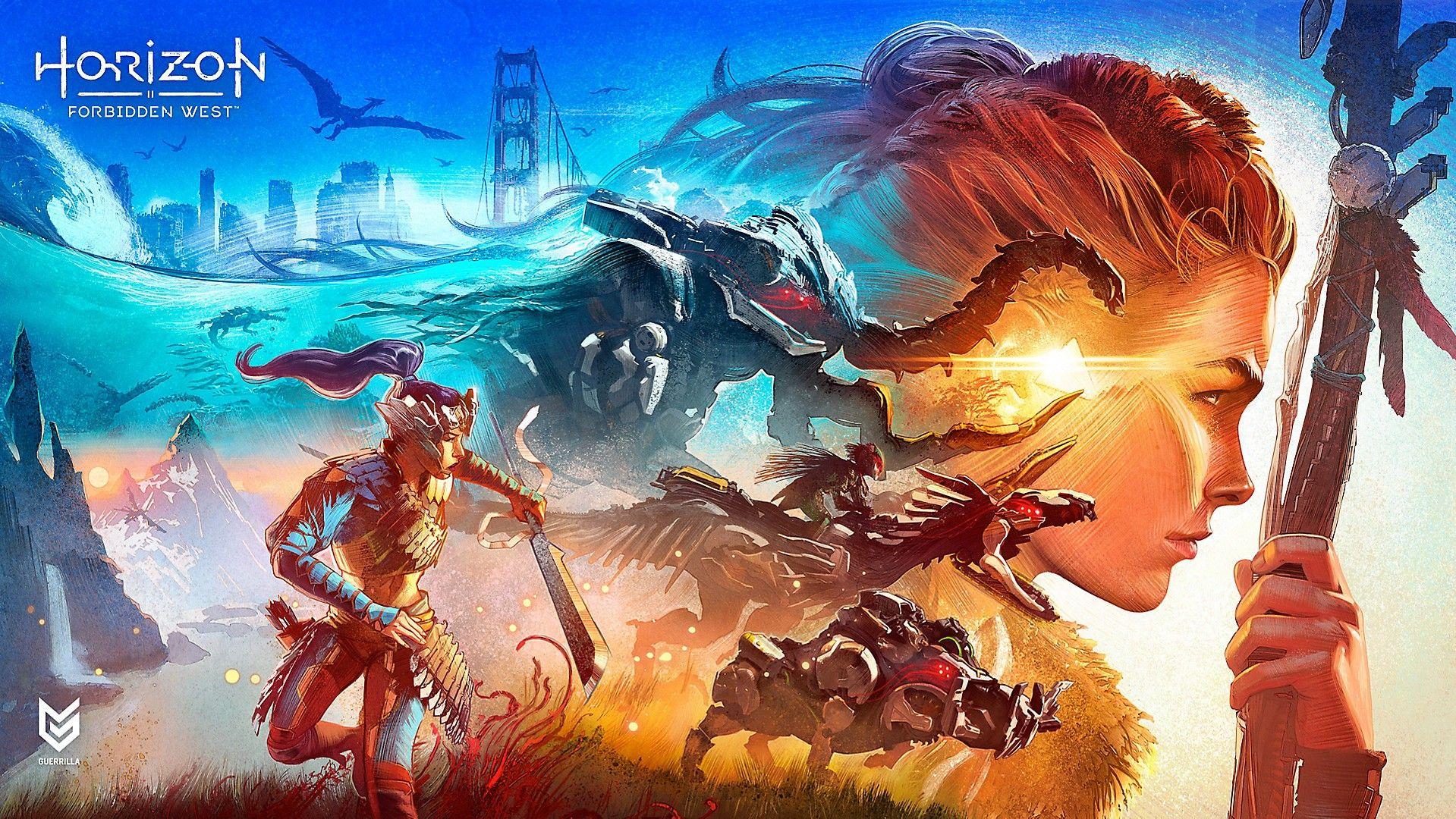 Aloy Horizon Forbidden West 4k Horizon Zero Dawn Wallpaper Horizon Zero Dawn Horizons Ultra hd horizon zero dawn wallpaper 4k