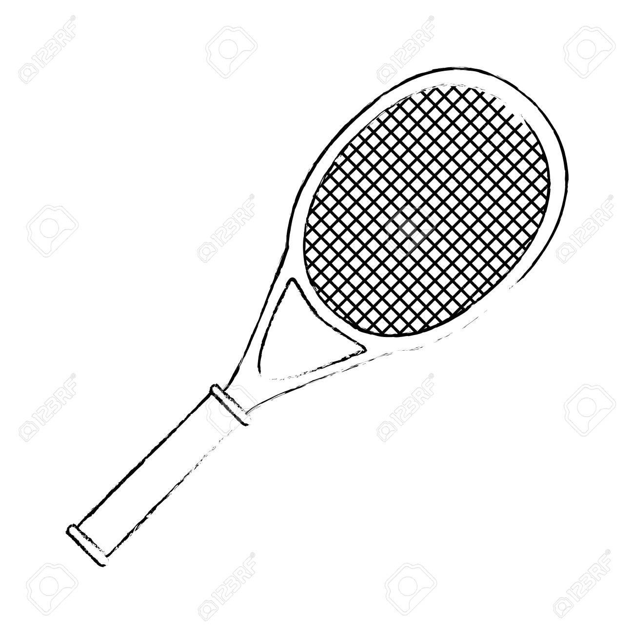 Tennis Sport Racket Icon Vector Illustration Design Aff Racket Sport Tennis Icon Design Badminton Racket Tennis Table Tennis
