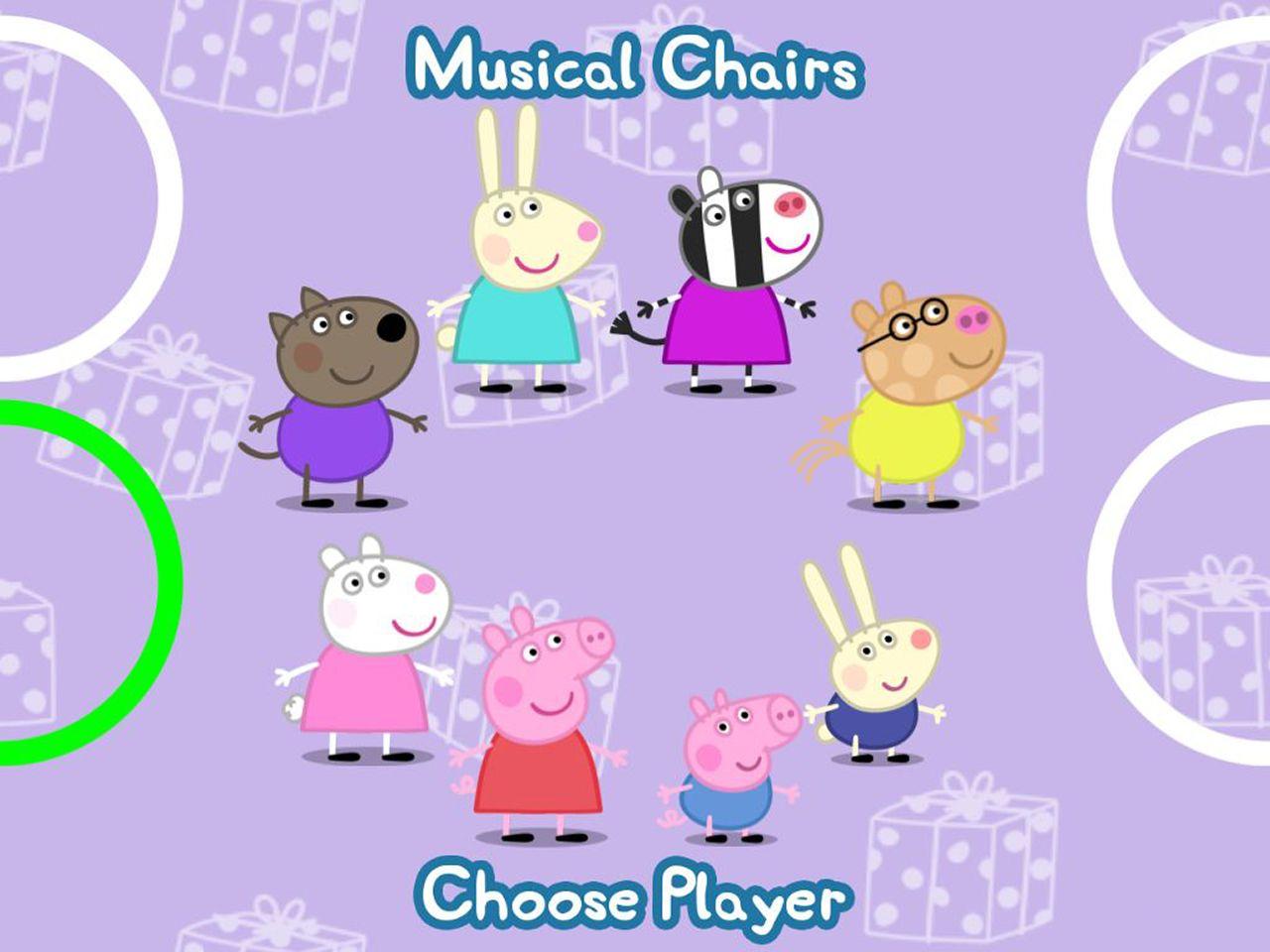 Cartoon Peppa Pig Wallpaper (с изображениями)