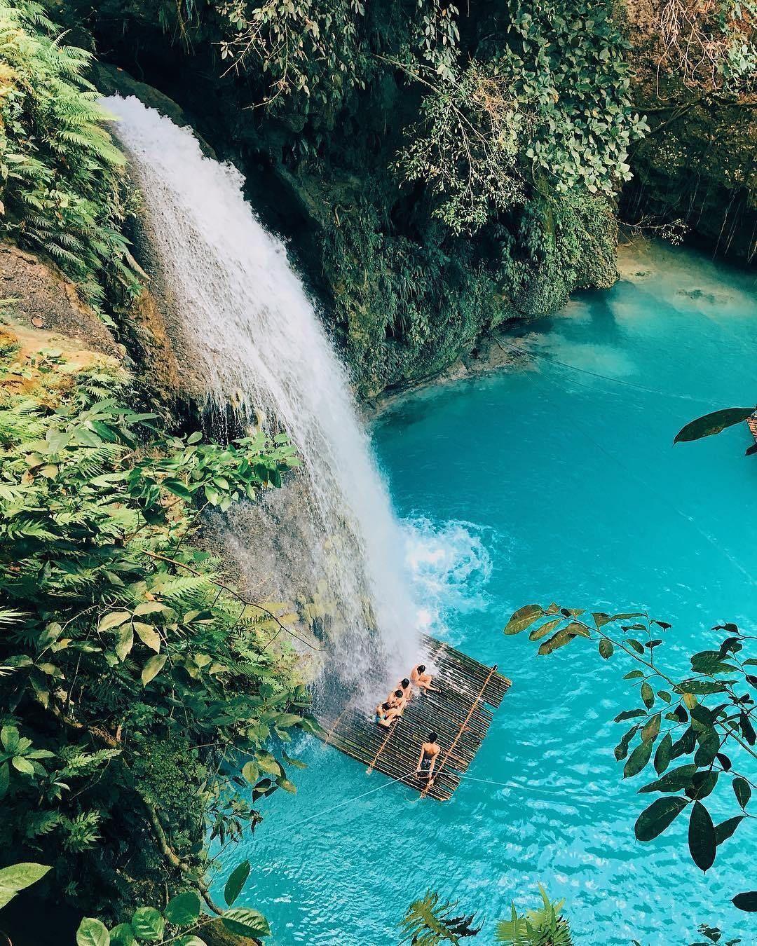 How To Get To Kawasan Falls Travel Guide Viajar A Filipinas Lugares Hermosos Y Lugares Preciosos