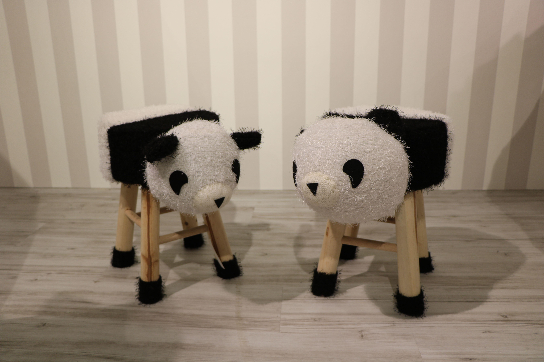 Zuckersusse Panda Hocker Furs Baby Oder Kinderzimmer Baby Babyzimmer Babyzimmer Mobel