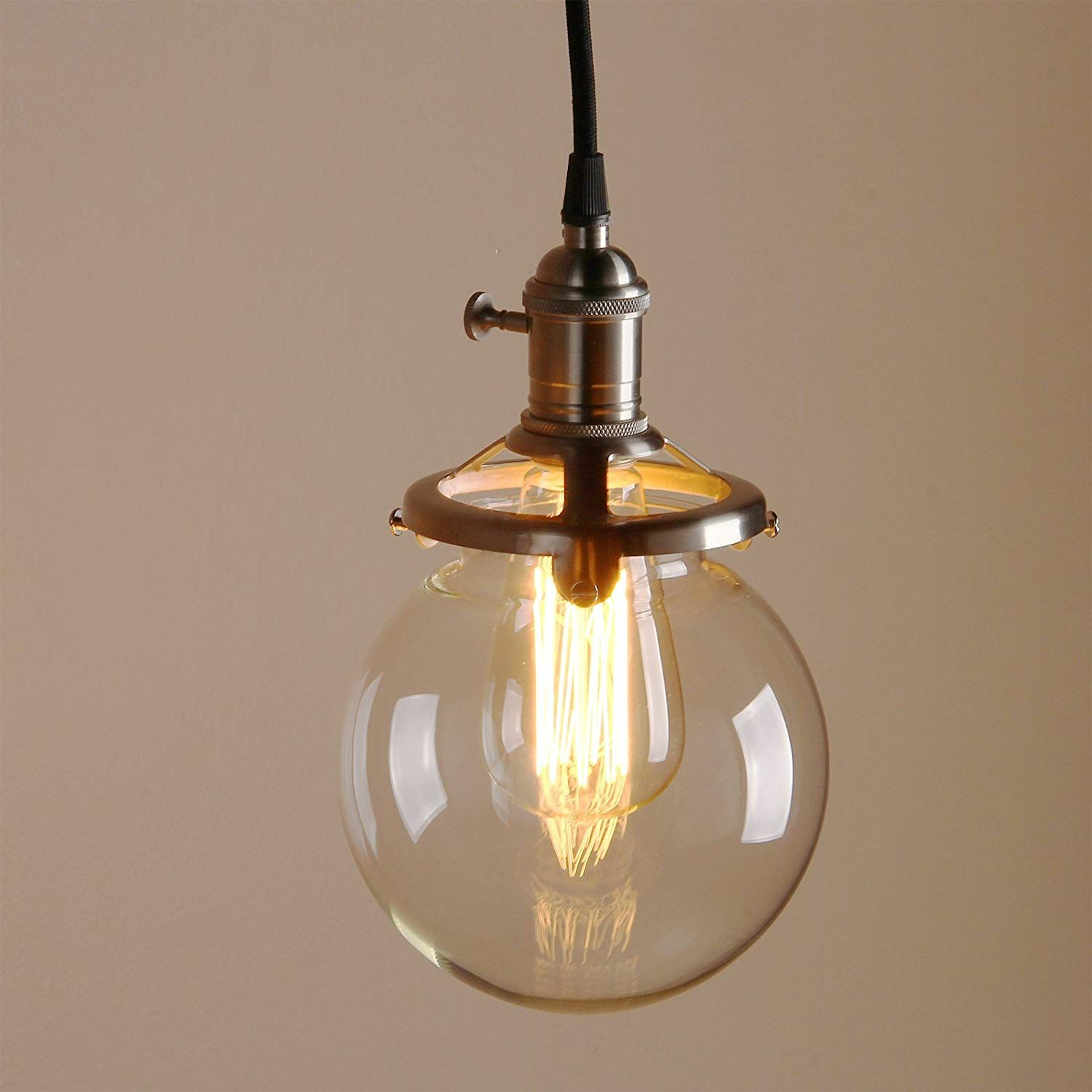 Amazon Küchenlampen Pathson Industrial Vintage Modern Loft Bar Pendant Light Fittings