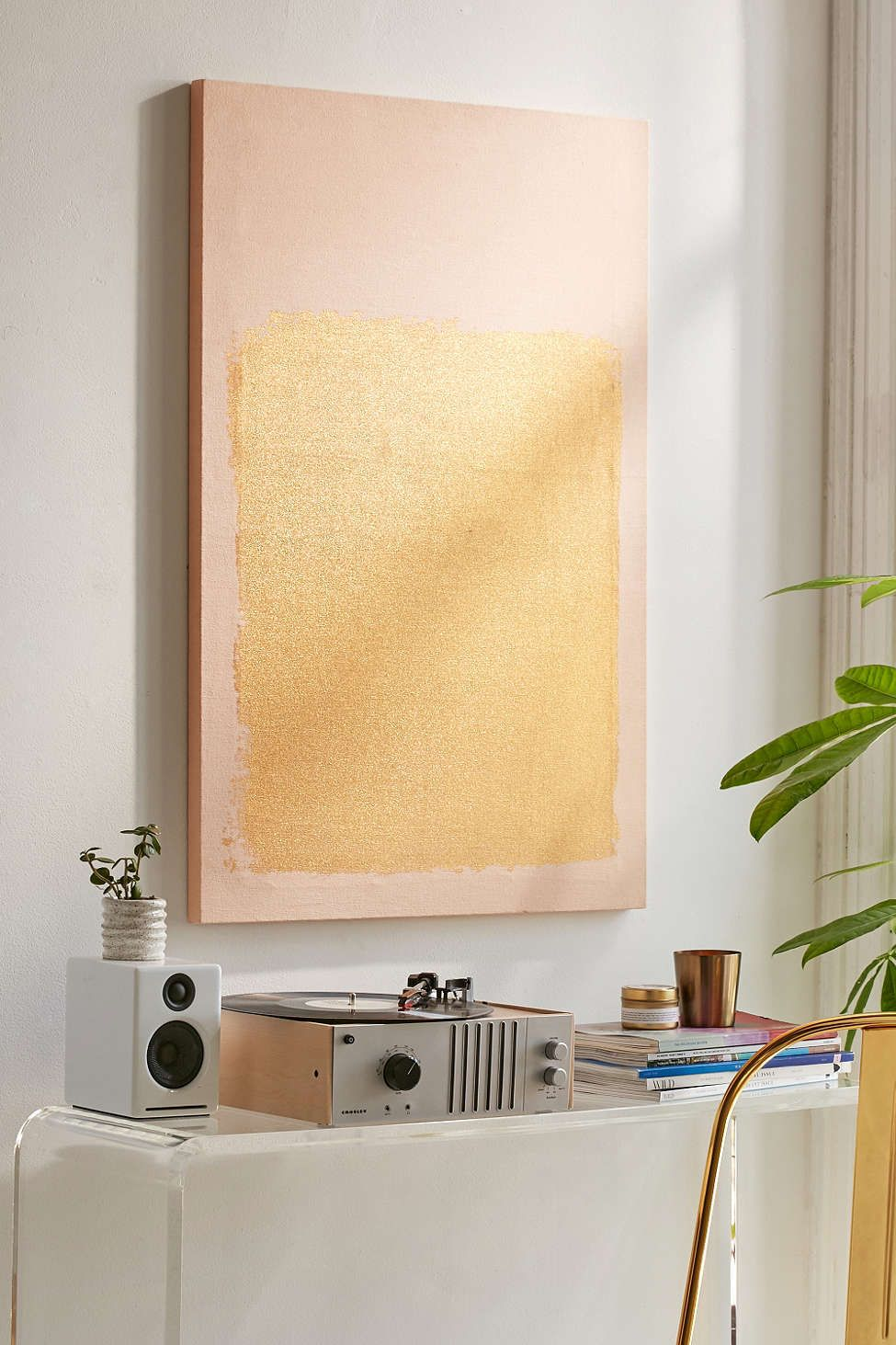Assembly Home Copper Touched Canvas Print | Canvases, Apartments and ...
