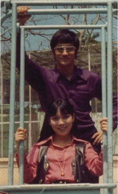 Bruce and Sylvia Lai