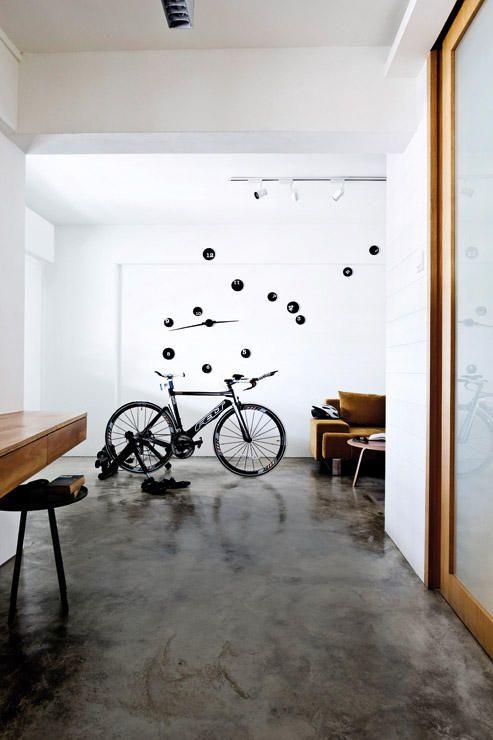 Home On Homeanddecor Com Sg Home Decor Home Concrete Floors