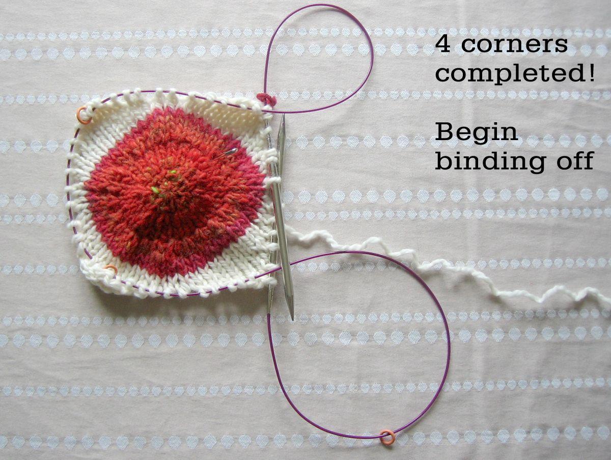 POP blanket square   knitting   Pinterest   Blanket, Squares and ...