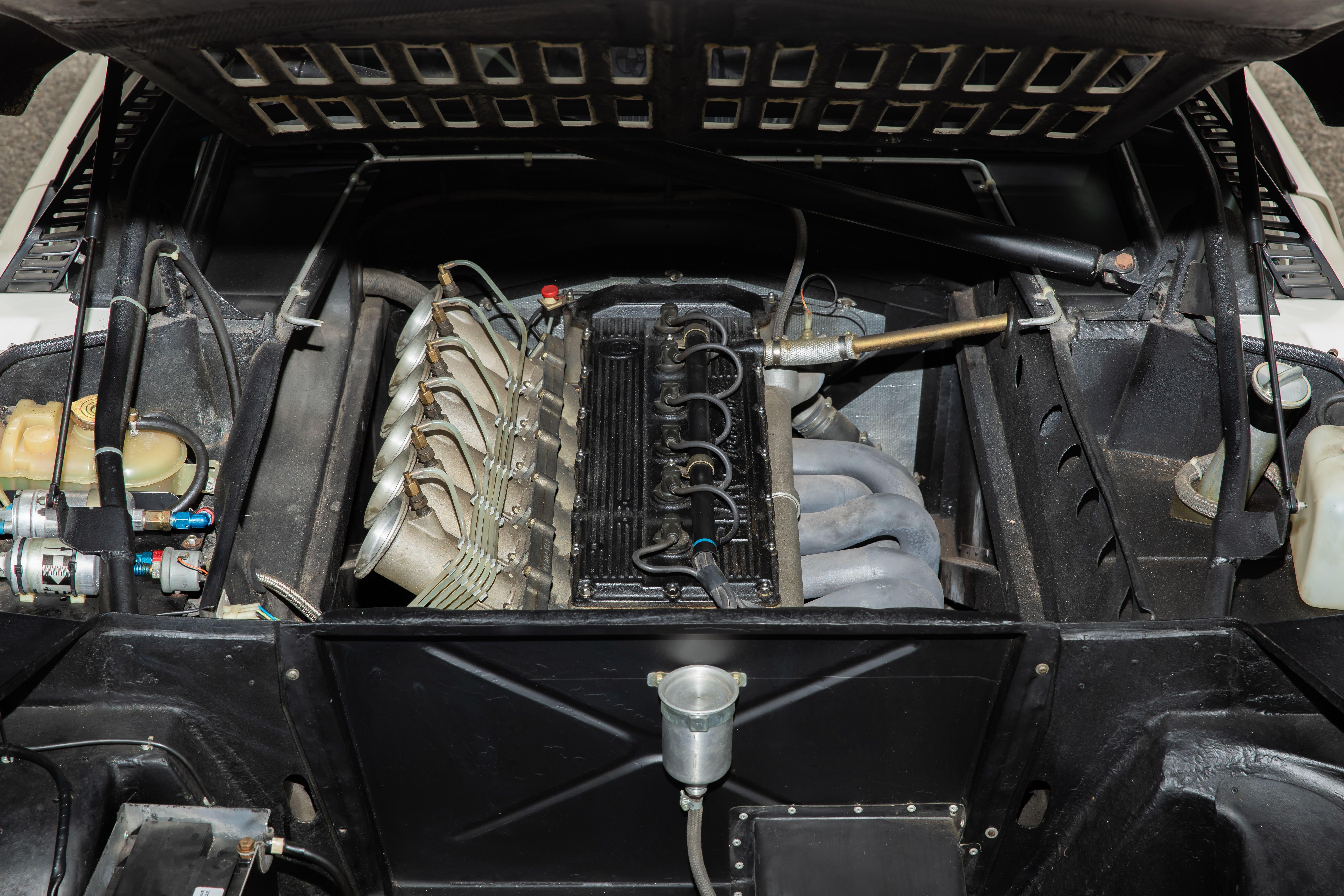 Very Rare Bmw M1 Procar Never Raced Never Used Engine M88 Bmw M1