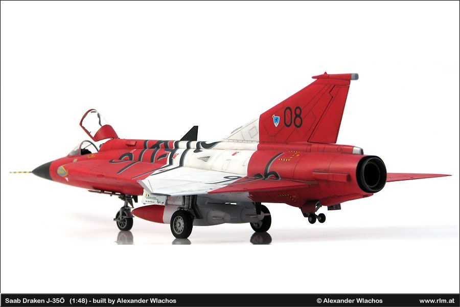 Saab Draken J-35Ö