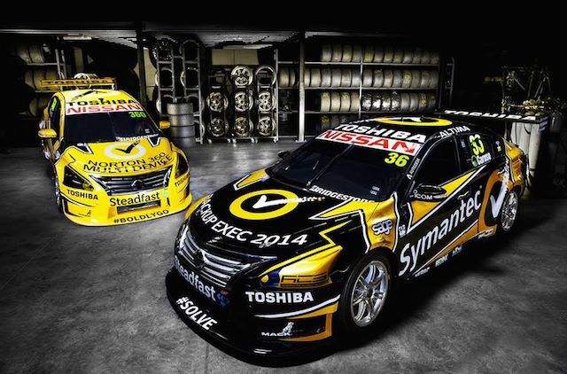 V8 supercars nissan hornets cool new 2014 livery v8 super cars v8 supercars nissan hornets cool new 2014 livery sciox Images