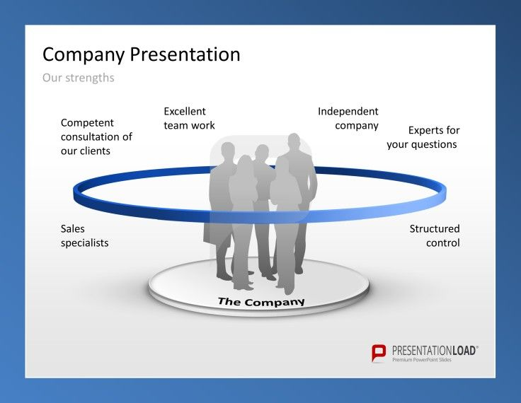 Company Presentation PowerPoint Templates Present your Company\'s ...