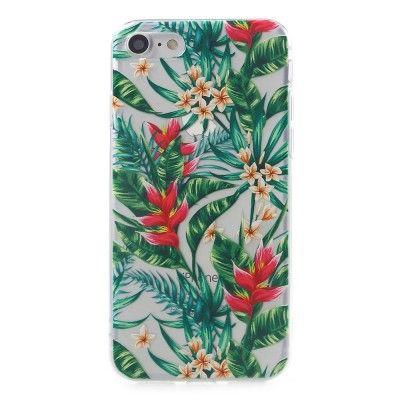 coque iphone 7 fleuri