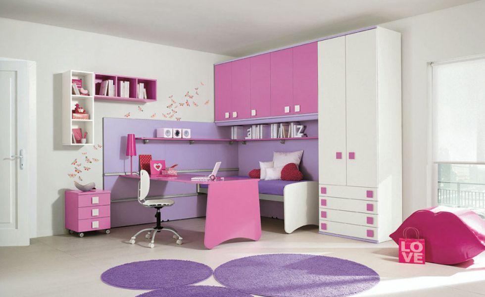 Farbtafeln Wandfarbe: 10 Fun And Modern Kids Bedroom Furniture Ideas