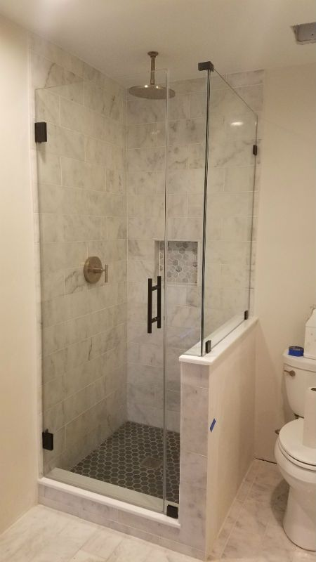 Photo of Shower Doors/Enclosures – Dallas Glass and Mirror