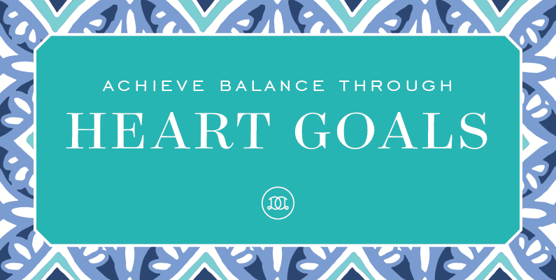"Day Designer founder and creator, Whitney English, developed the proven HEART goals system – a simple, realistic, flexible goal-setting system – and here's why! ""Years ago, I used a system called SMART goals, an acronym for specific, measurable, achievable, realistic, and time-related goals. But one day, I looked at my goal list and felt like I wasn't …"