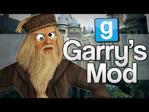 Garrys Mod Harry Potter - Keshowazo